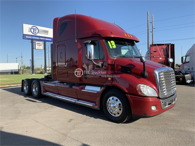 2013 Freightliner Cascadia >> 2013 Freightliner Cascadia 113 For Sale In Lathrop California