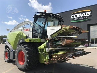 CLAAS JAGUAR 880 For Sale - 9 Listings | TractorHouse com - Page 1 of 1