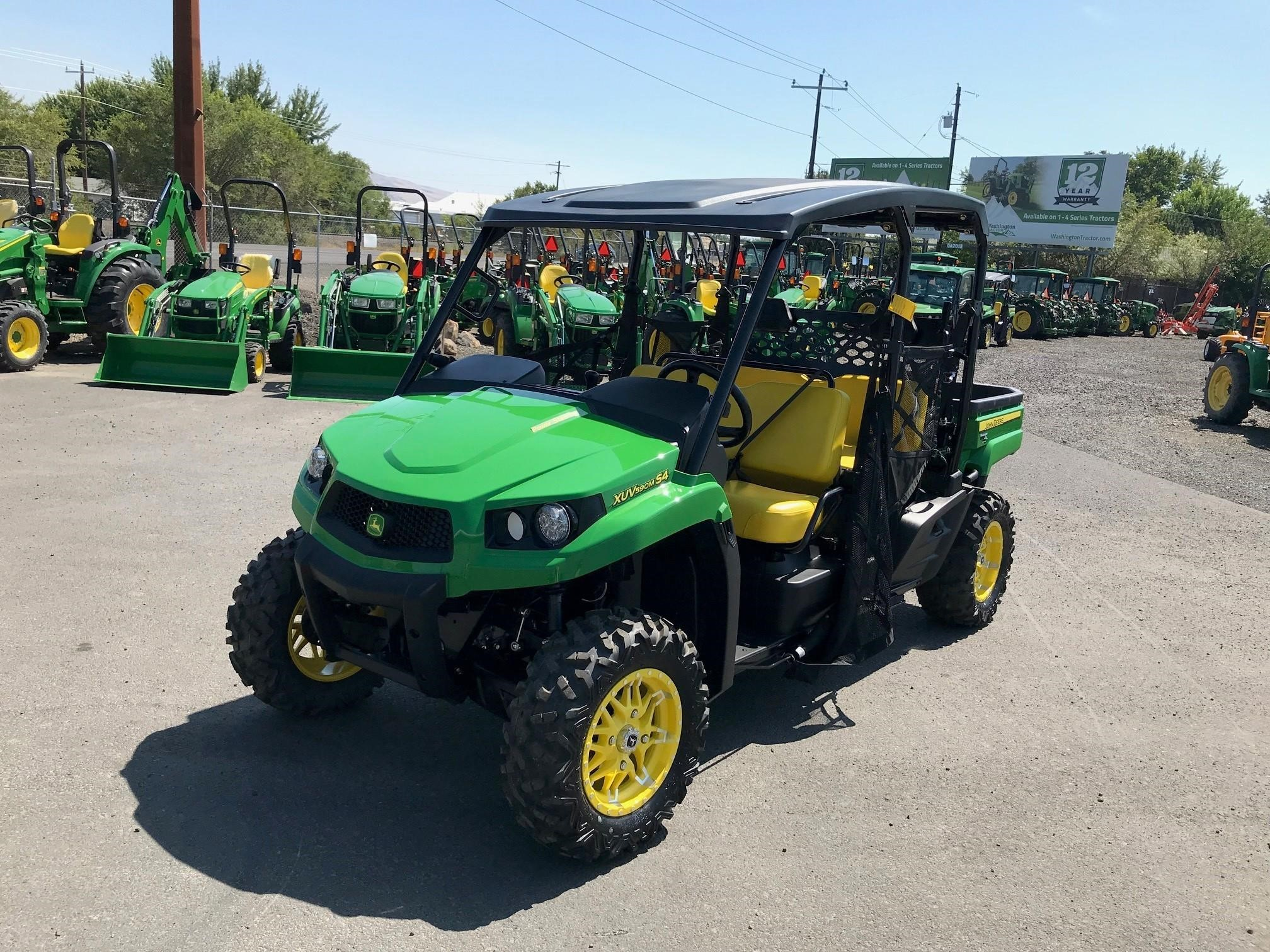 John Deere Gator For Sale >> 2019 John Deere Gator Xuv 590m S4