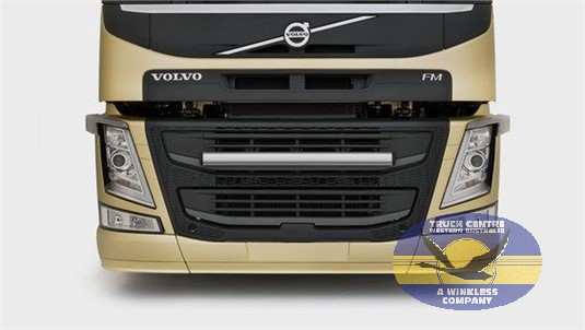Volvo FM13 6x4 Tractor High B-Ride