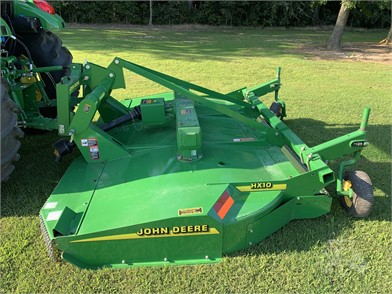 JOHN DEERE HX10 For Sale - 26 Listings | TractorHouse com - Page 1 of 2