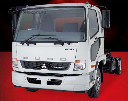 Fuso Fighter FK 4x2 1427 Air Susp XLWB