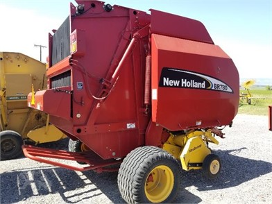 New Holland Round Balers For Sale In Montana - 27 Listings