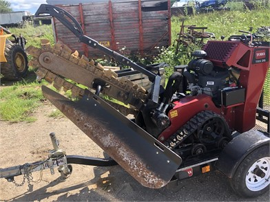 Trenchers / Boring Machines / Cable Plows For Sale In Cedar