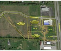 COMMERCIAL AND RESIDENTIAL LOTS