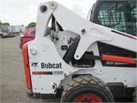 2015 BOBCAT S650 1569 HOURS