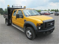 2010 FORD F550 SUPER DUTY 217832 KMS