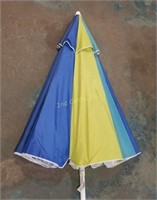 Large Patio Umbrella Adjustable Angles