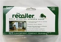 The Recoiler Self Winding Garden Hose Brand New