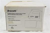 Bravetti Power Mixer 6-Speed W/ Stand New