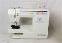 Euro Pro X Sewing Machine 6130 Denim & Silk