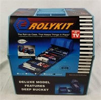 New Rolykit Roll-up Small Parts Tool Case
