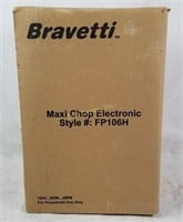 Bravetti Maxi Chop Electronic Fp106H New In The