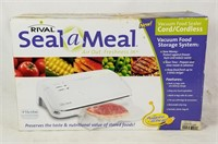 New Seal A Matic Vacuum Food Sealer Vs125-W
