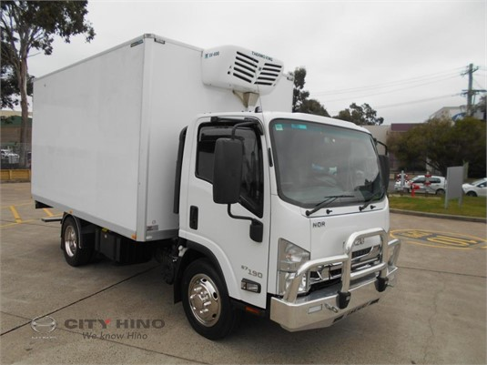 2017 Isuzu NQR 87 190 City Hino - Trucks for Sale