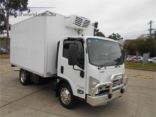 2017 Isuzu NQR 87 190 Trucks for Sale