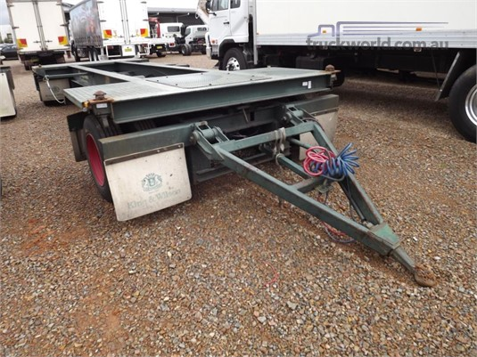 2007 Tag Along other - Trailers for Sale