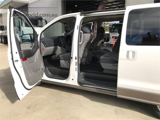 2014 Hyundai iMax Adelaide Quality Trucks - Light Commercial for Sale