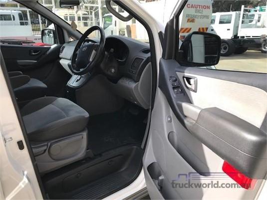 2014 Hyundai iMax - Truckworld.com.au - Light Commercial for Sale