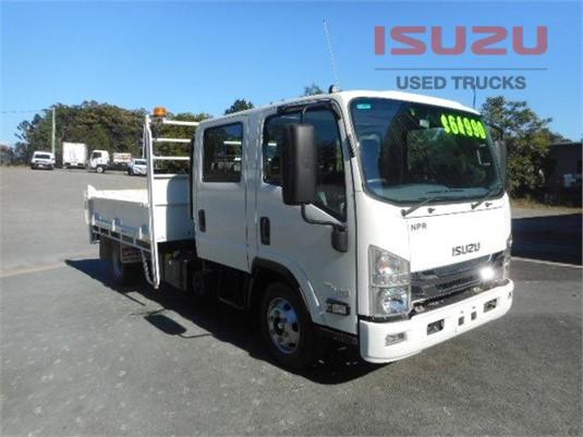 2017 Isuzu NPR 75 190 CREW Used Isuzu Trucks - Trucks for Sale