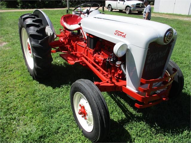 1953 Ford Golden Jubilee Naa For Sale In York Nebraska
