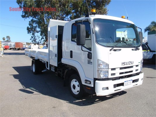 2014 Isuzu FRR 600 Long South City Truck Sales - Trucks for Sale