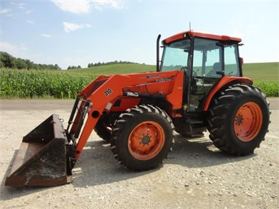 KUBOTA M9000 For Sale - 21 Listings | TractorHouse com - Page 1 of 1