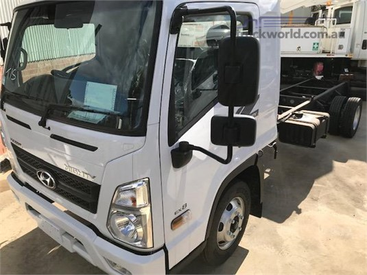 2020 Hyundai Mighty EX8 Super Cab XLWB Adelaide Quality Trucks & AD Hyundai Commercial Vehicles - Trucks for Sale
