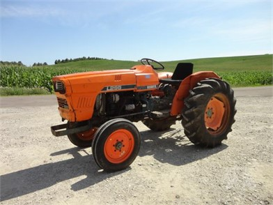 KUBOTA L295 Auction Results - 9 Listings | TractorHouse com