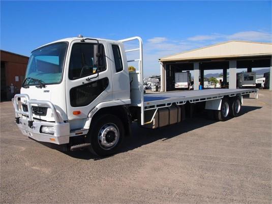 2013 Fuso Fighter 2427 Auto - Trucks for Sale