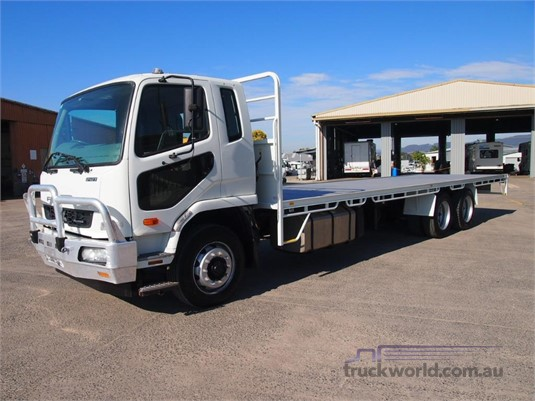 2013 Fuso Fighter 2427 Auto - Trucks for Sale