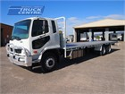 2013 Fuso Fighter 2427 Auto Table / Tray Top