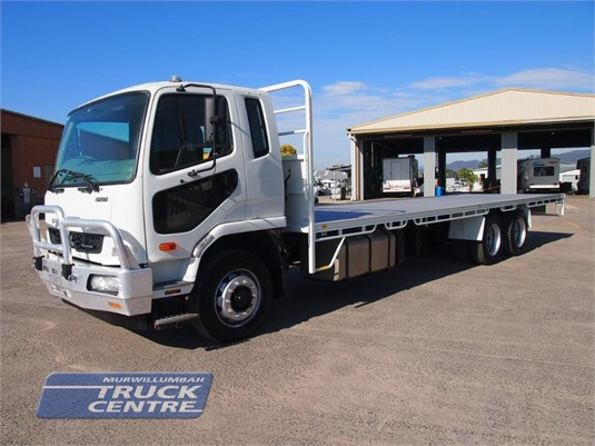 2013 Fuso Fighter 2427 Auto Murwillumbah Truck Centre - Trucks for Sale