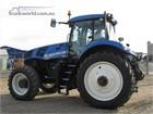New Holland T8.390 FWA/4WD Tractors