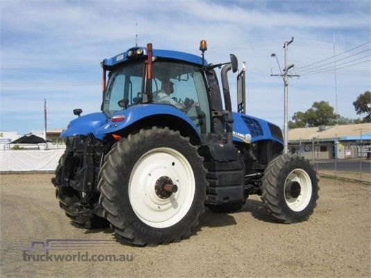 0 New Holland T8.390 Black Truck Sales - Farm Machinery for Sale
