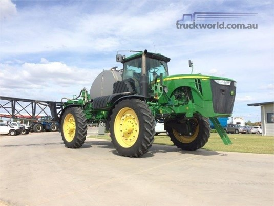 John Deere 4940 Black Truck Sales - Farm Machinery for Sale