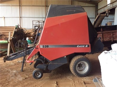 CASE IH Round Balers For Sale - 300 Listings | TractorHouse