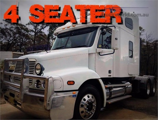 2003 Freightliner Century Class C120 Southern Star Truck Centre Pty Ltd - Trucks for Sale