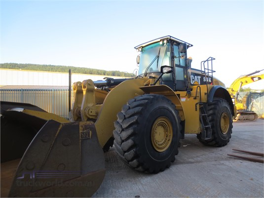 2014 Caterpillar 980K Heavy Machinery for Sale