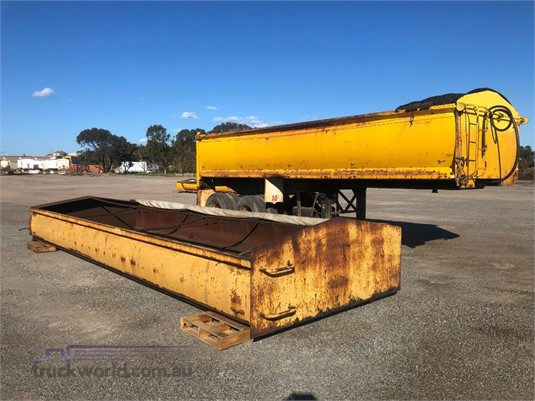 1976 Howard Porter Tipper Trailer - Trailers for Sale