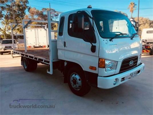 2010 Hyundai HD75 AD Hyundai Trucks & Commercial Vehicles - Trucks for Sale