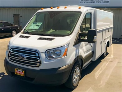 FORD TRANSIT Passenger For Sale In Turlock, California - 17