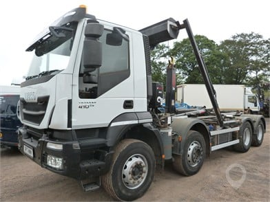 Used IVECO Hook Loader Trucks for sale in Ireland - 14