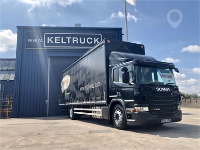 Used SCANIA P230 Trucks for sale in the United Kingdom - 42 Listings