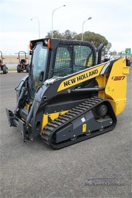 2018 New Holland C227 Heavy Machinery for Sale