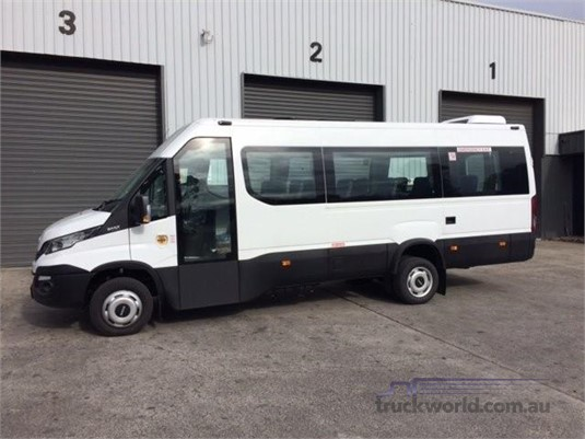 2018 Iveco Daily Shuttle - Buses for Sale