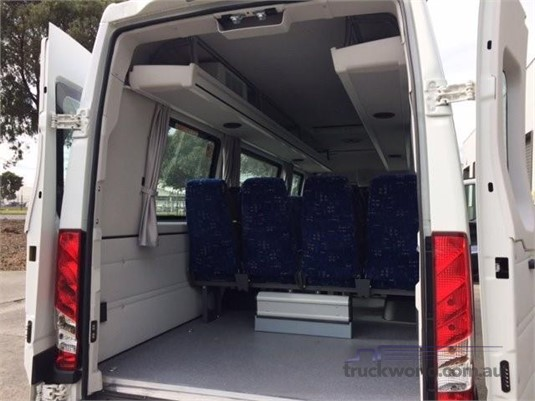 2018 Iveco Daily Shuttle Westar - Buses for Sale