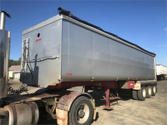 2010 Moore Tipper Trailer - Trailers for Sale