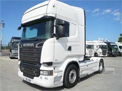 Scania R580  Uzywany