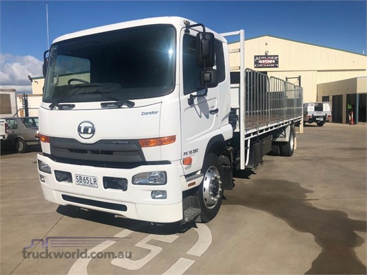 2015 Nissan Diesel UD PK250 Adelaide Truck Sales  - Trucks for Sale